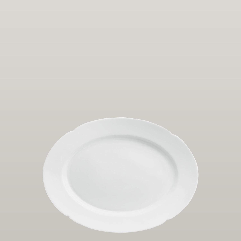 Platte oval