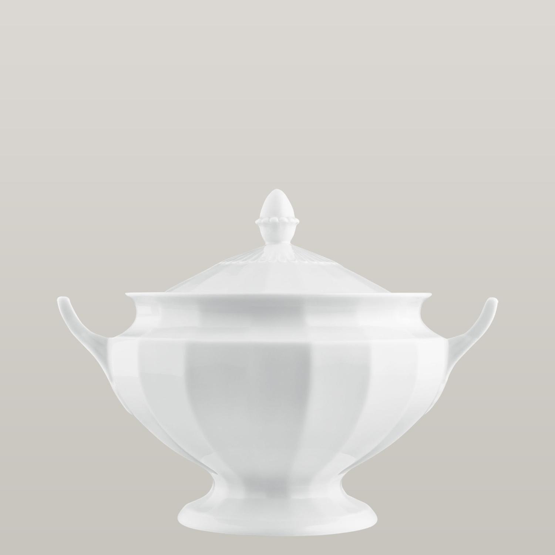sch ssel mit deckel f rstenberg porzellan. Black Bedroom Furniture Sets. Home Design Ideas