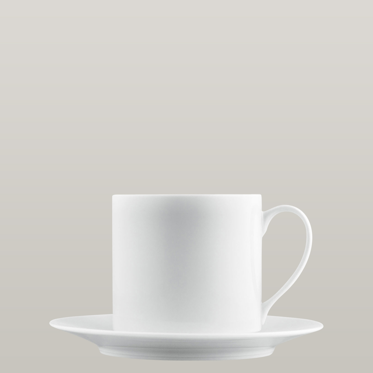 Coffee cup, Saucer