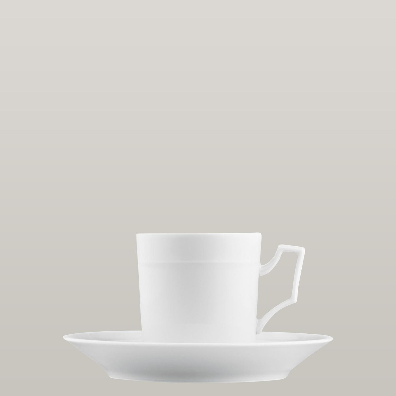 Coffee cup, Saucer