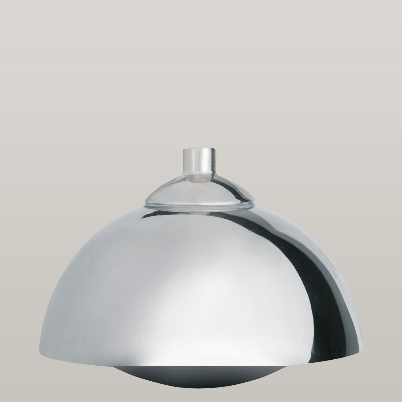 Vase SEDUCTION, platin