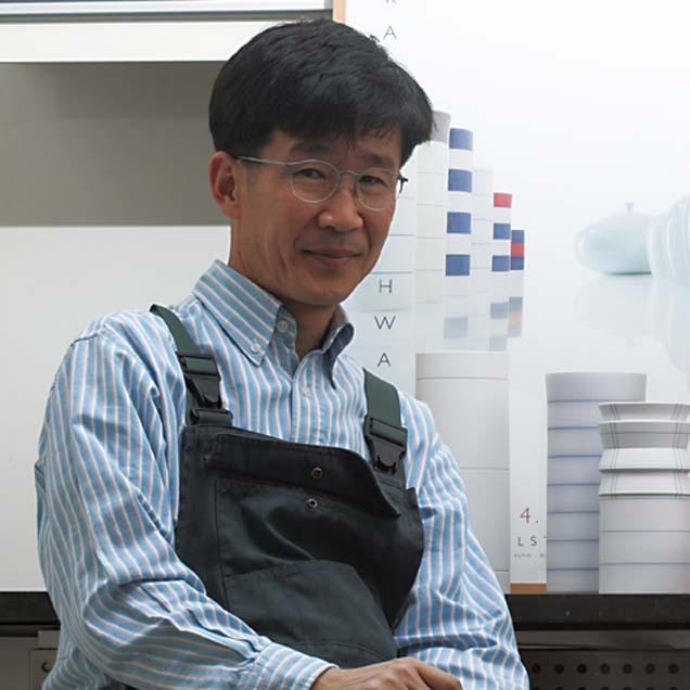 Keramiker Kap-Sun Hwang, Zusammenarbeit mit Fürstenberg seit 2001