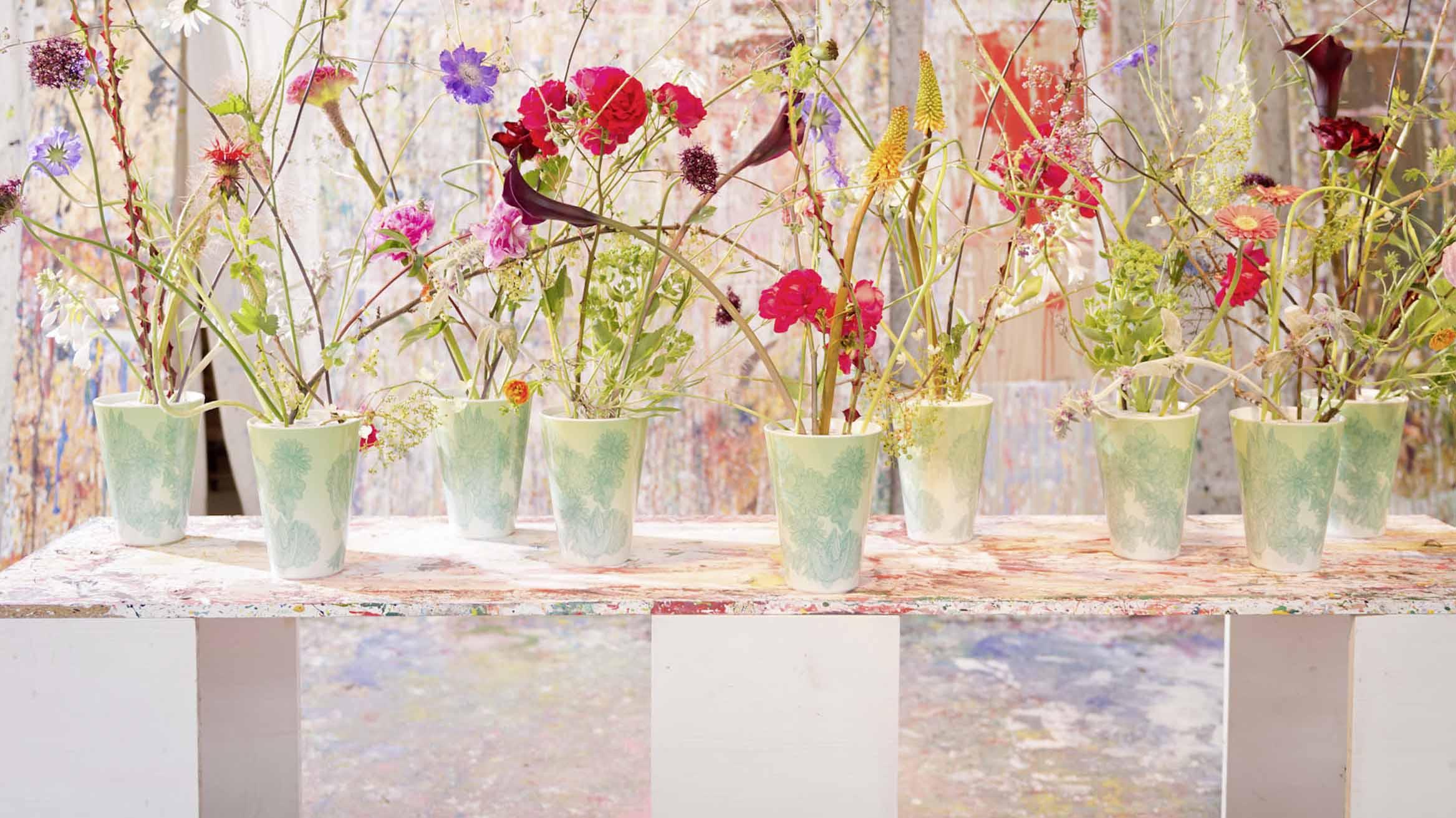 Vases LES FLEURS