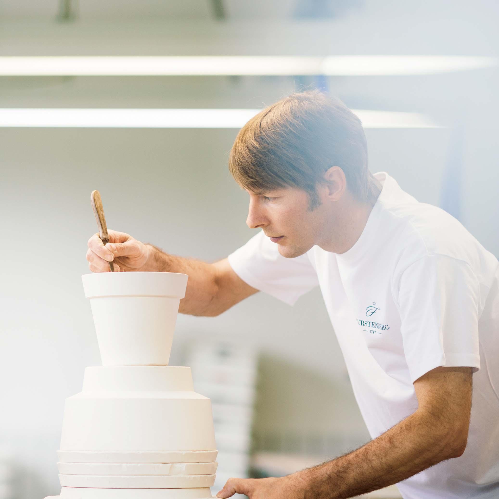 Made in Germany - How we produce FÜRSTENBERG dinnerware