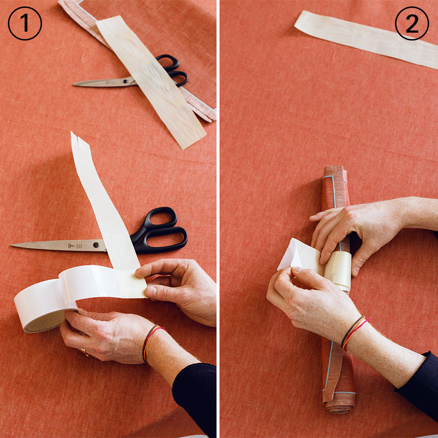 Do it yourself - the napkin ring