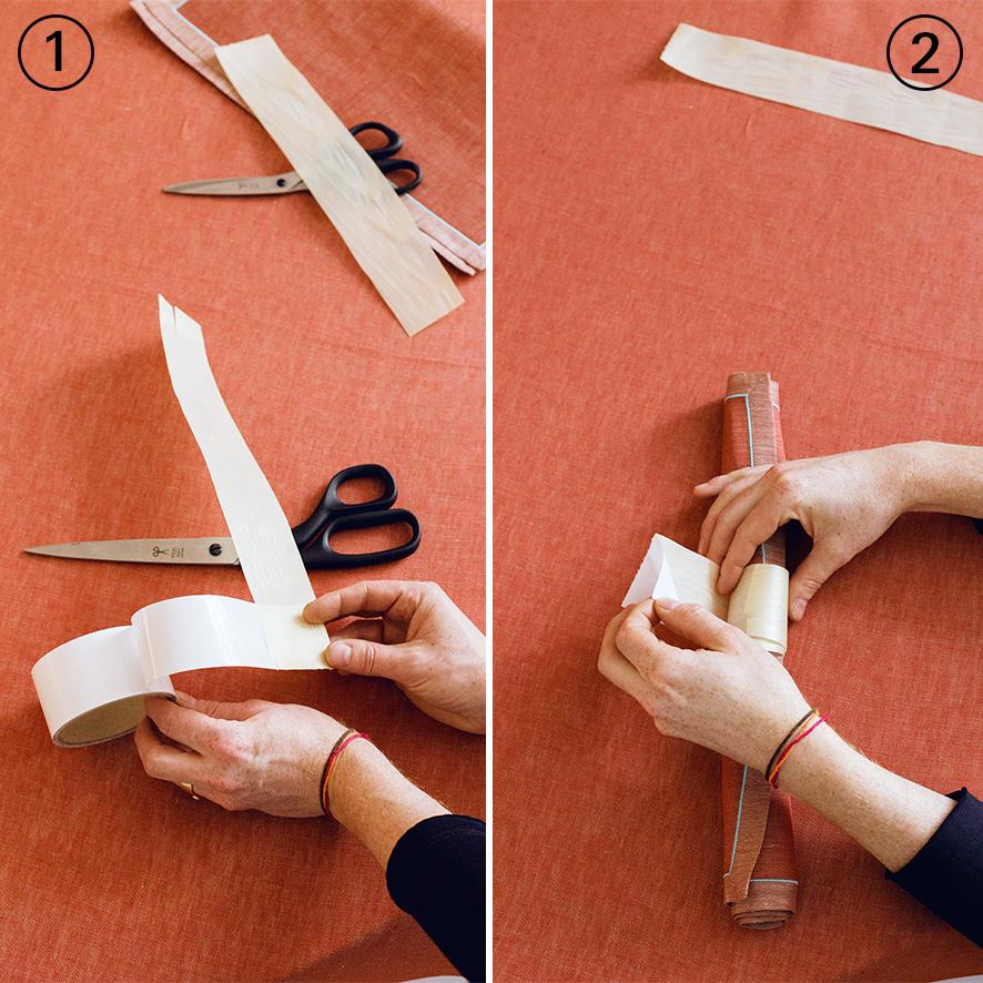 Do it yourself - Gestecke und Serviette