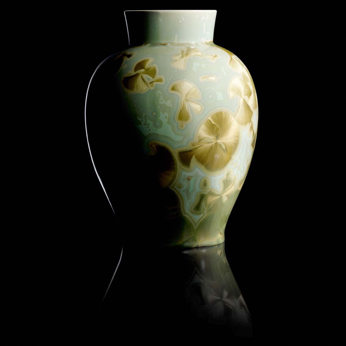Solitaire vases by Fürstenberg