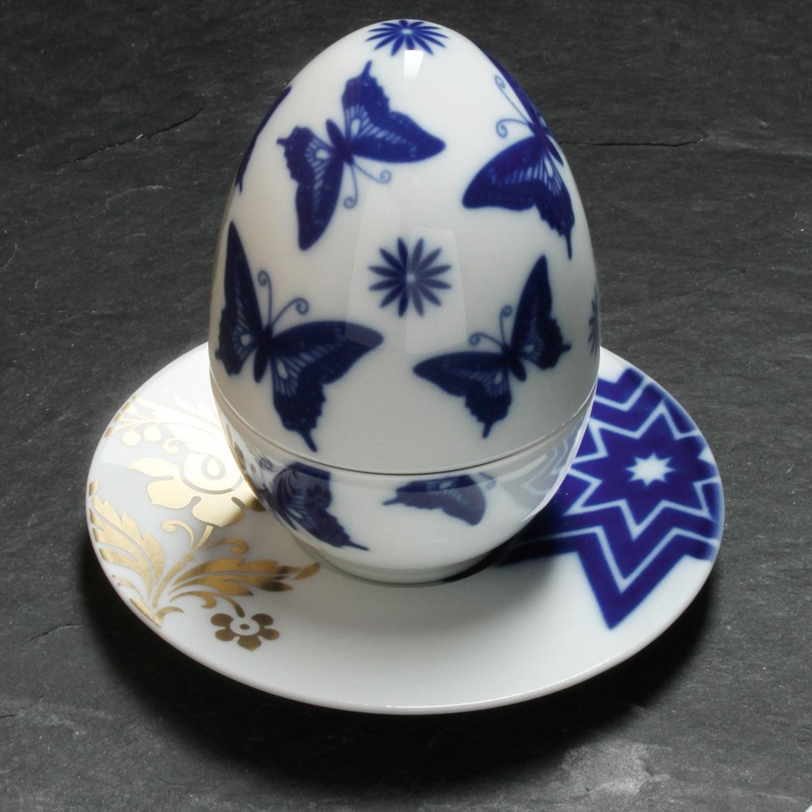 Matroschka egg by Sieger by Fürstenberg